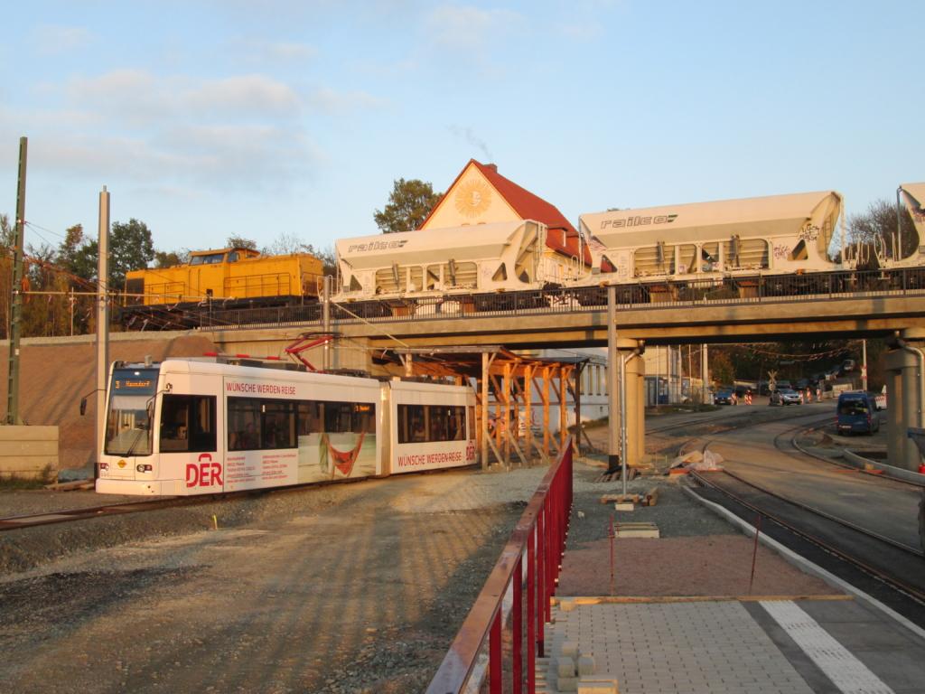 Hoch- und Tiefbau Reichenbach | HTR | Plauener Straßenbahn | ZWAV | DB Station & Service | Planung | Bauüberwachung | Öko-Plan | Wolf IDVT