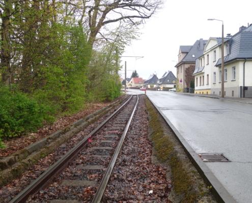 Plauener Straßenbahn | Planung | Bauüberwachung | Czock Ingenieure | Öko-Plan | Wolf IDVT | BTN Callenberg