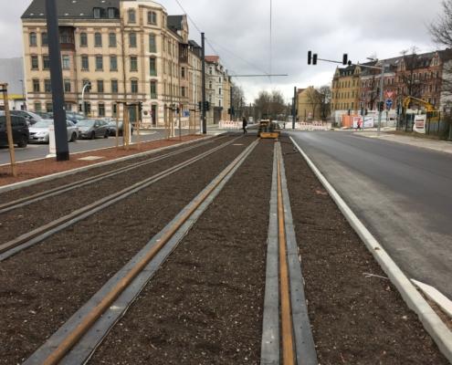VMS | CVAG | Straßenbahn Chemnitz | Bauüberwachung | Abrechnung | CIC | Wolf IDVT | BTN Callenberg