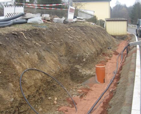 WAD Weidensdorf | Stadtverwaltung Stollberg | Bauüberwachung | Abrechnung | IB Saupe |Wolf IDVT