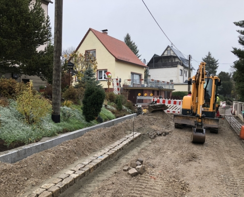 WAD Weidensdorf | GV Remse | Bauüberwachung | Abrechnung | IB Saupe |Wolf IDVT